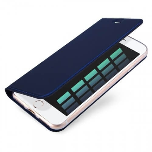 DUX flipové pouzdro Apple iPhone 7 / iPhone 8 modré