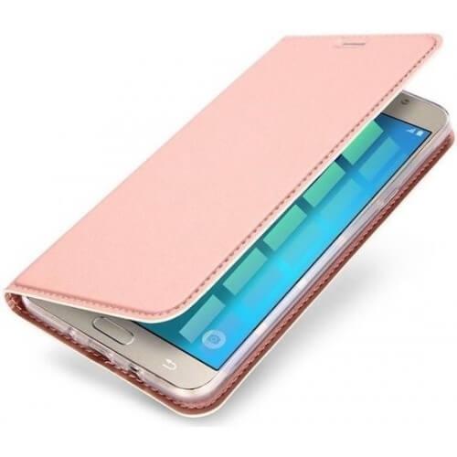DUX Flipové púzdro Samsung Galaxy J5 2016 (J510) ružové