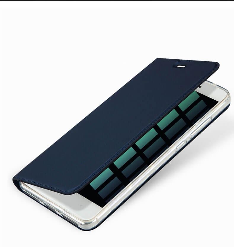 DUX flipové pouzdro Xiaomi Redmi Note 4 (Global) modré