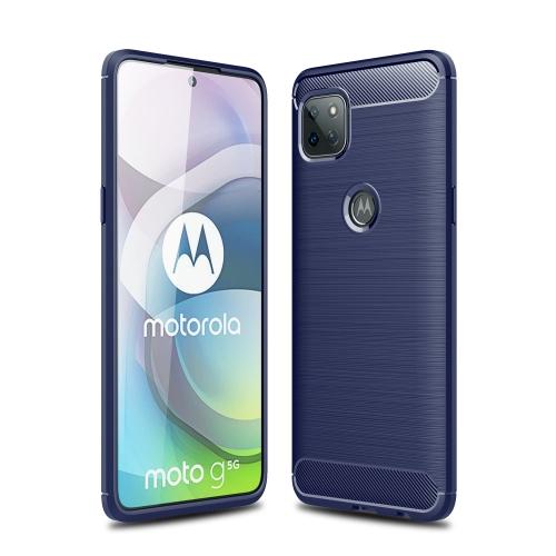 FORCELL FLEXI TPU Kryt Motorola Moto G 5G modrý