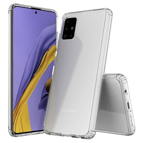 FORCELL Extra odolný kryt kryt Samsung Galaxy A71 průhledný