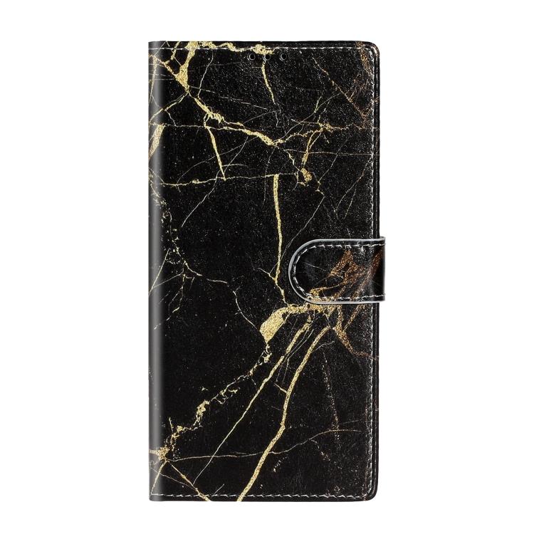 FORCELL ART Peňaženkový obal Samsung Galaxy S20 Plus MARBLE BLACK