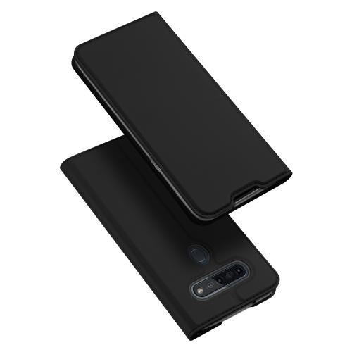 DUX Peňaženkový kryt LG K41s čierny