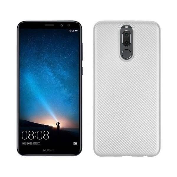 FORCELL FIBER Ochranný kryt Huawei Mate 10 Lite stříbrný