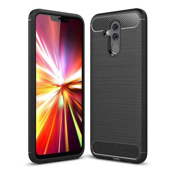 FORCELL FLEXI TPU Ochranný kryt Huawei Mate 20 Lite černý