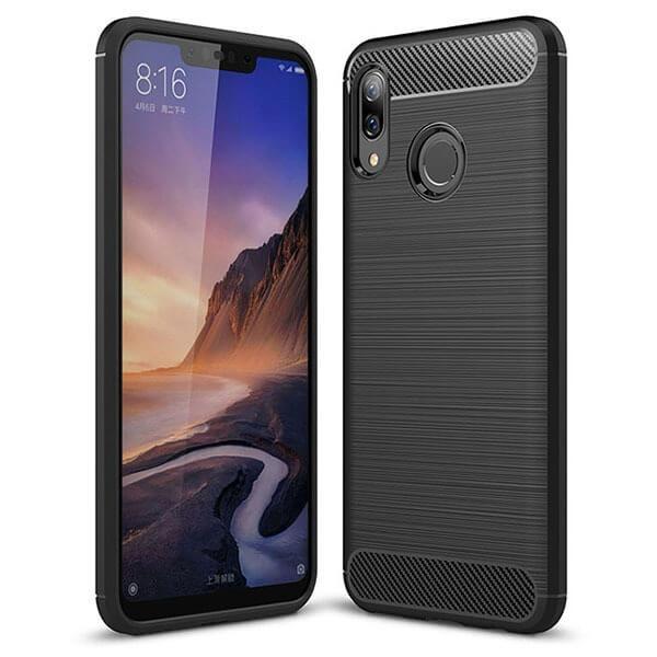 FORCELL FLEXI TPU Ochranný kryt Huawei Nova 3i (P Smart Plus) čierny