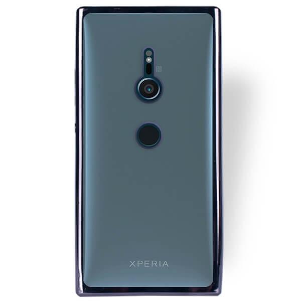 FORCELL METALLIC obal Sony Xperia XZ2 černý