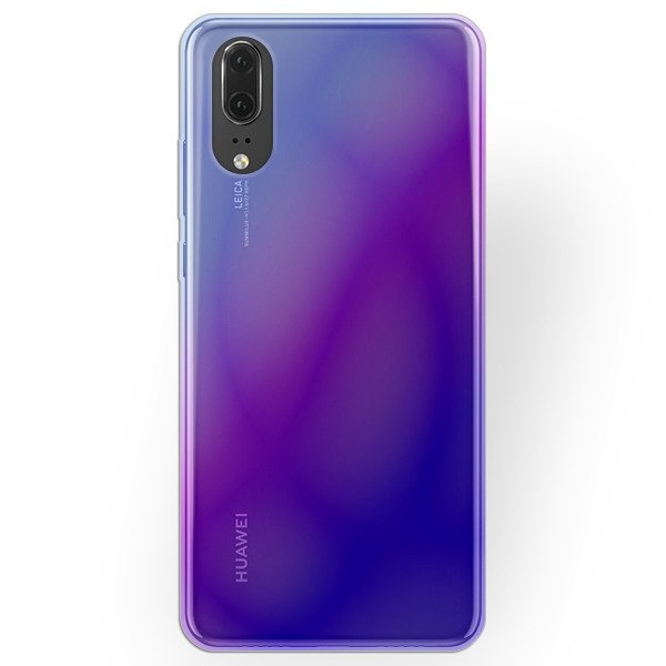 FORCELL BlueRay Silikonový obal Huawei P20