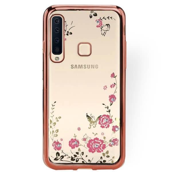 FORCELL BLOOM TPU obal Huawei Mate 20 Lite růžový