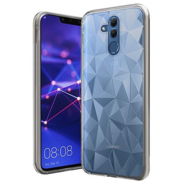 FORCELL PRISM SERIES TPU kryt Huawei Mate 20 Lite průhledný