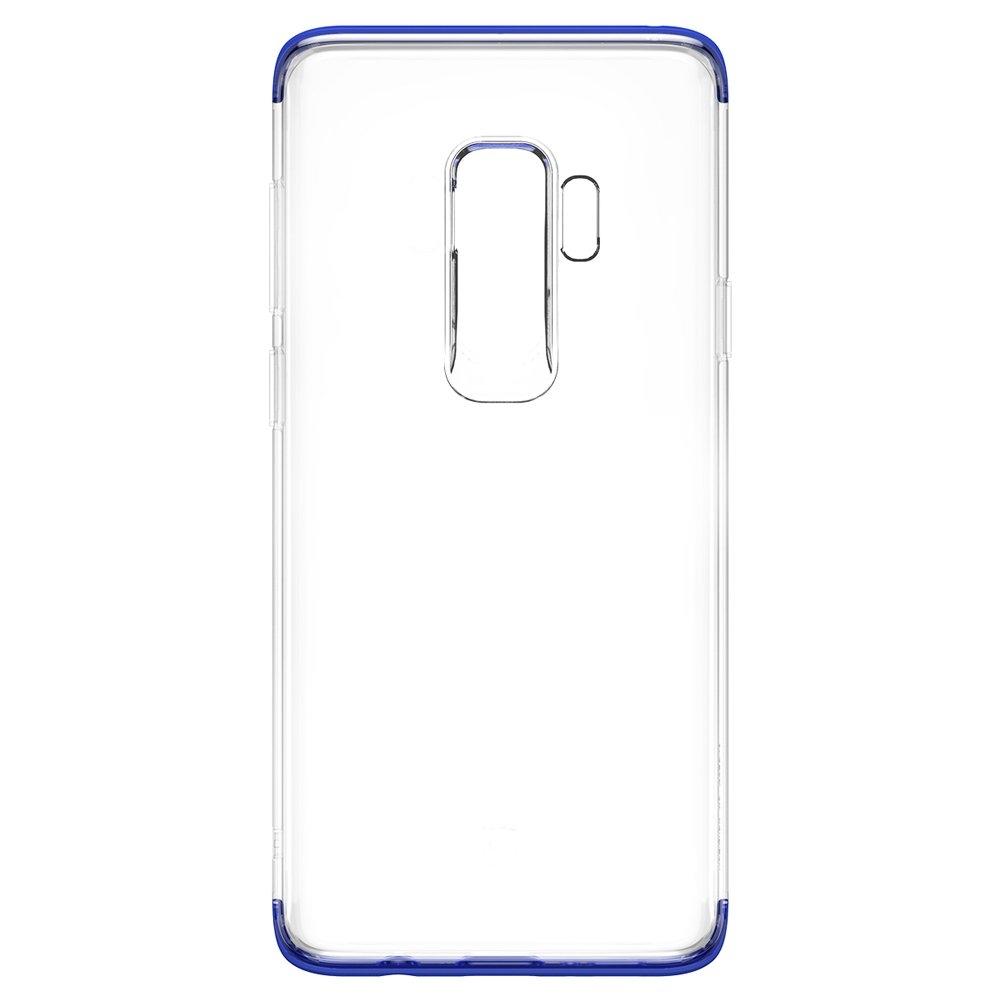 BASEUS ARMOR obal Samsung Galaxy S9 Plus modrý