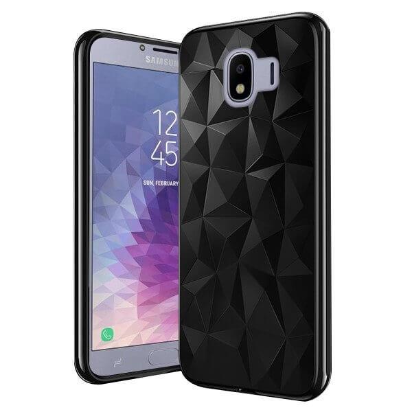 FORCELL PRISM SERIES TPU obal Samsung Galaxy J4 (J400) čierny