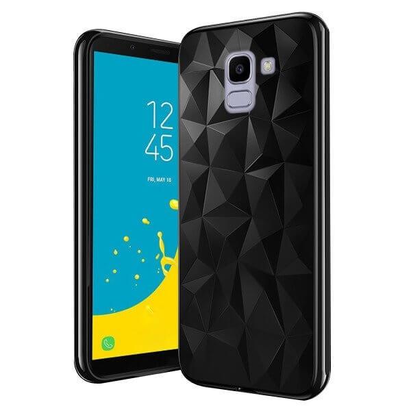 FORCELL PRISM SERIES TPU obal Samsung Galaxy J6 (J600) čierny
