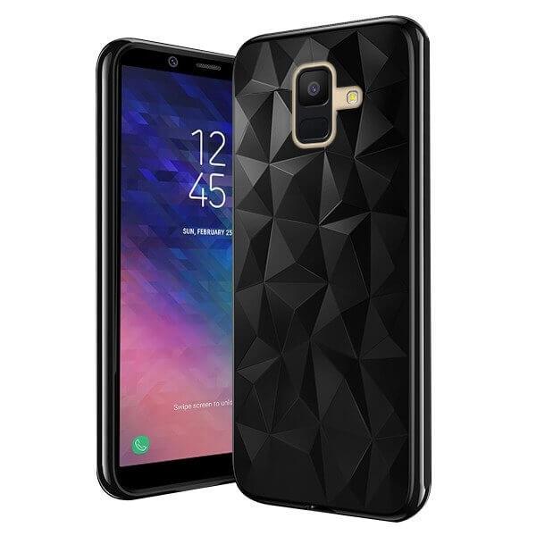 FORCELL PRISM SERIES TPU obal Samsung Galaxy A6 (A600) čierny