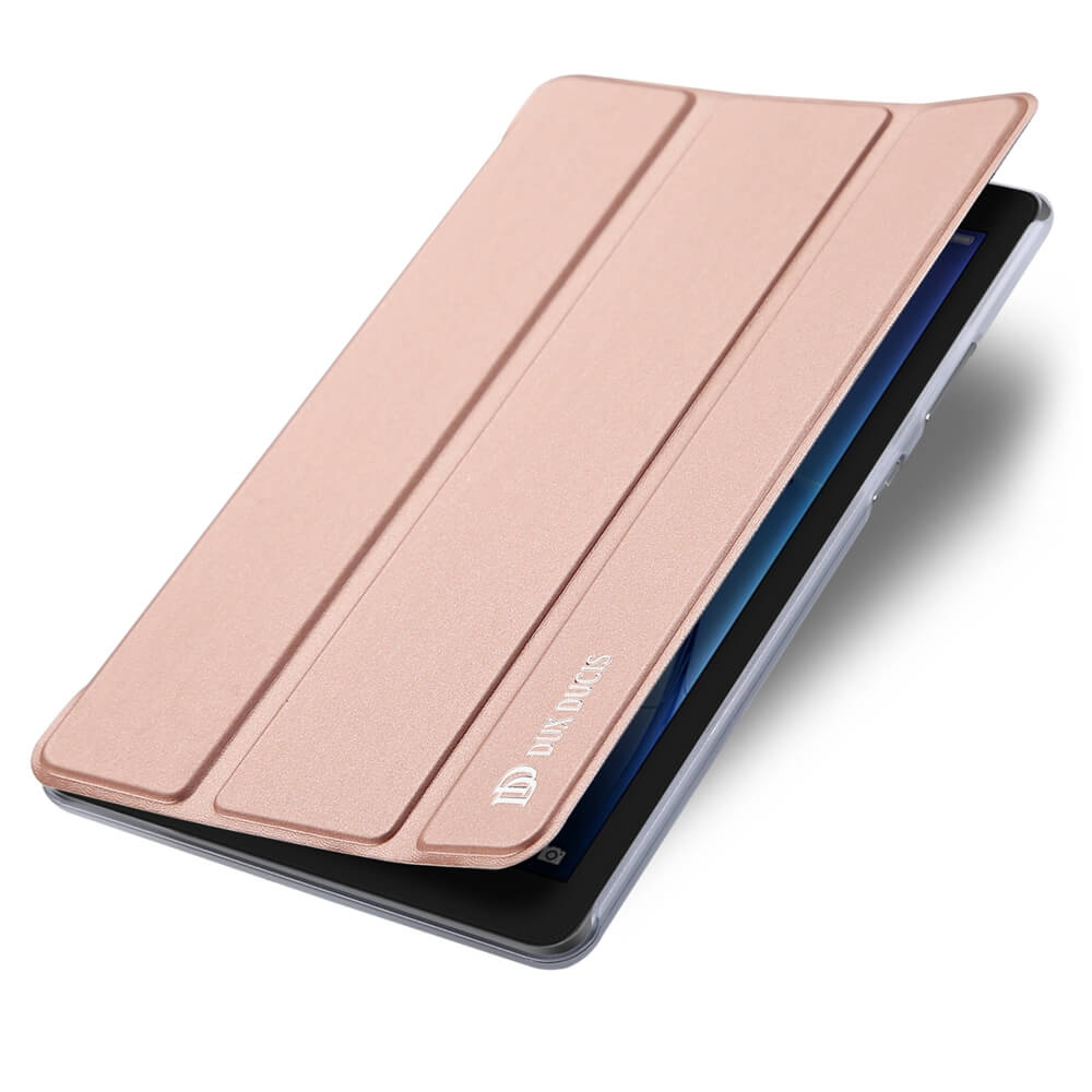 "DUX Zaklapací obal Huawei MediaPad T3 7"" ružový"
