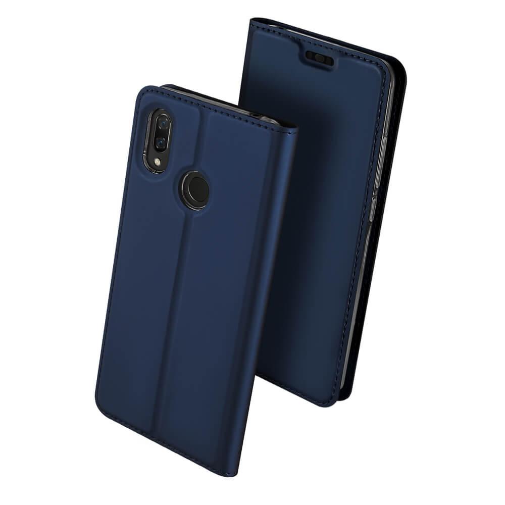 DUX Knížkové pouzdro Huawei Nova 3 modré