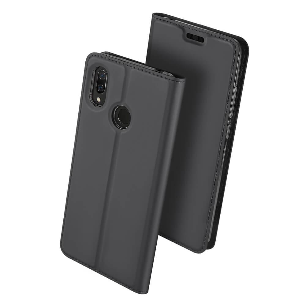 DUX Knížkové pouzdro Huawei Nova 3 černé