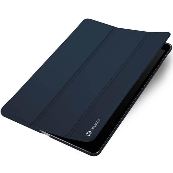 DUX Zaklapací obal Apple iPad Pro 10.5 (2017) modrý