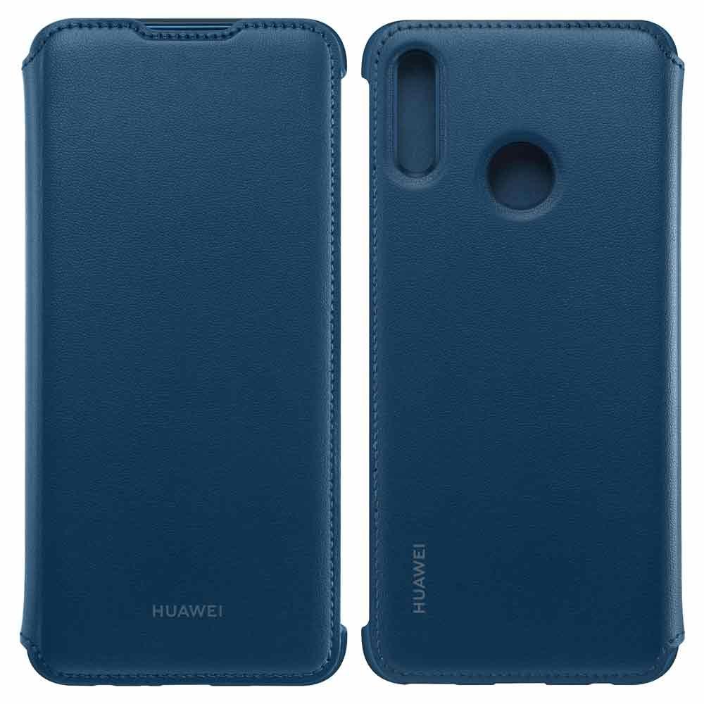HUAWEI WALLET COVER Huawei P Smart 2019 modrý