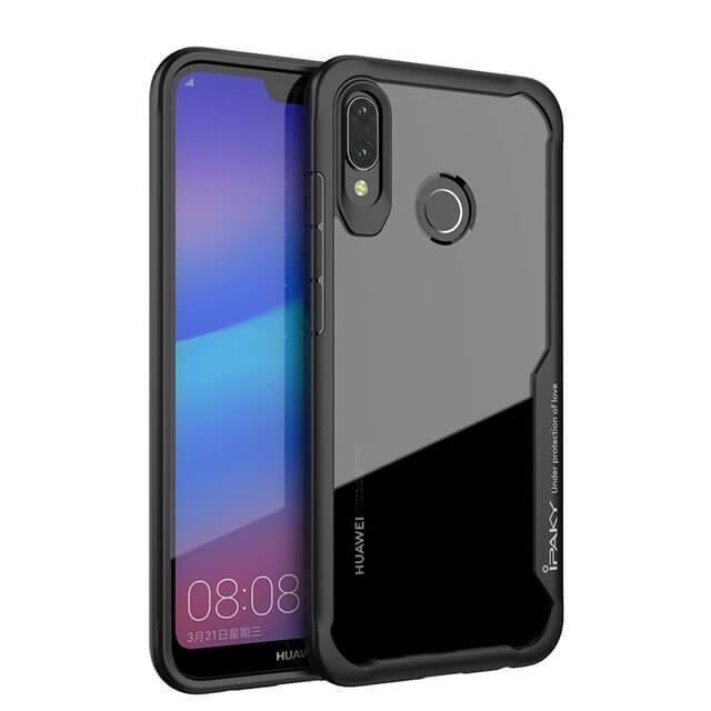 IPAKY SURVIVAL obal Huawei P20 Lite černý