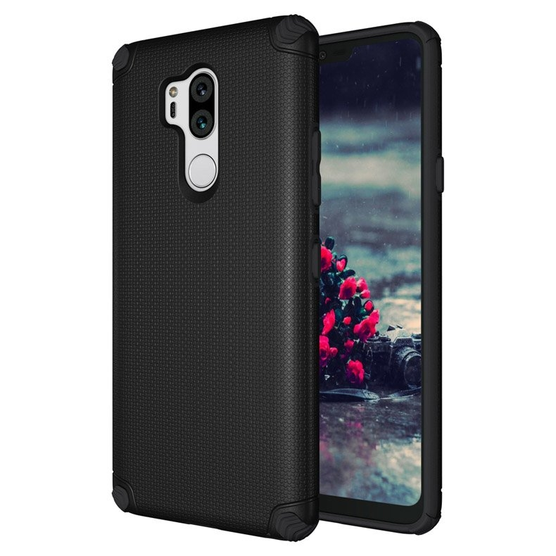 FORCELL LIGHT ARMOR obal LG G7 ThinQ černý