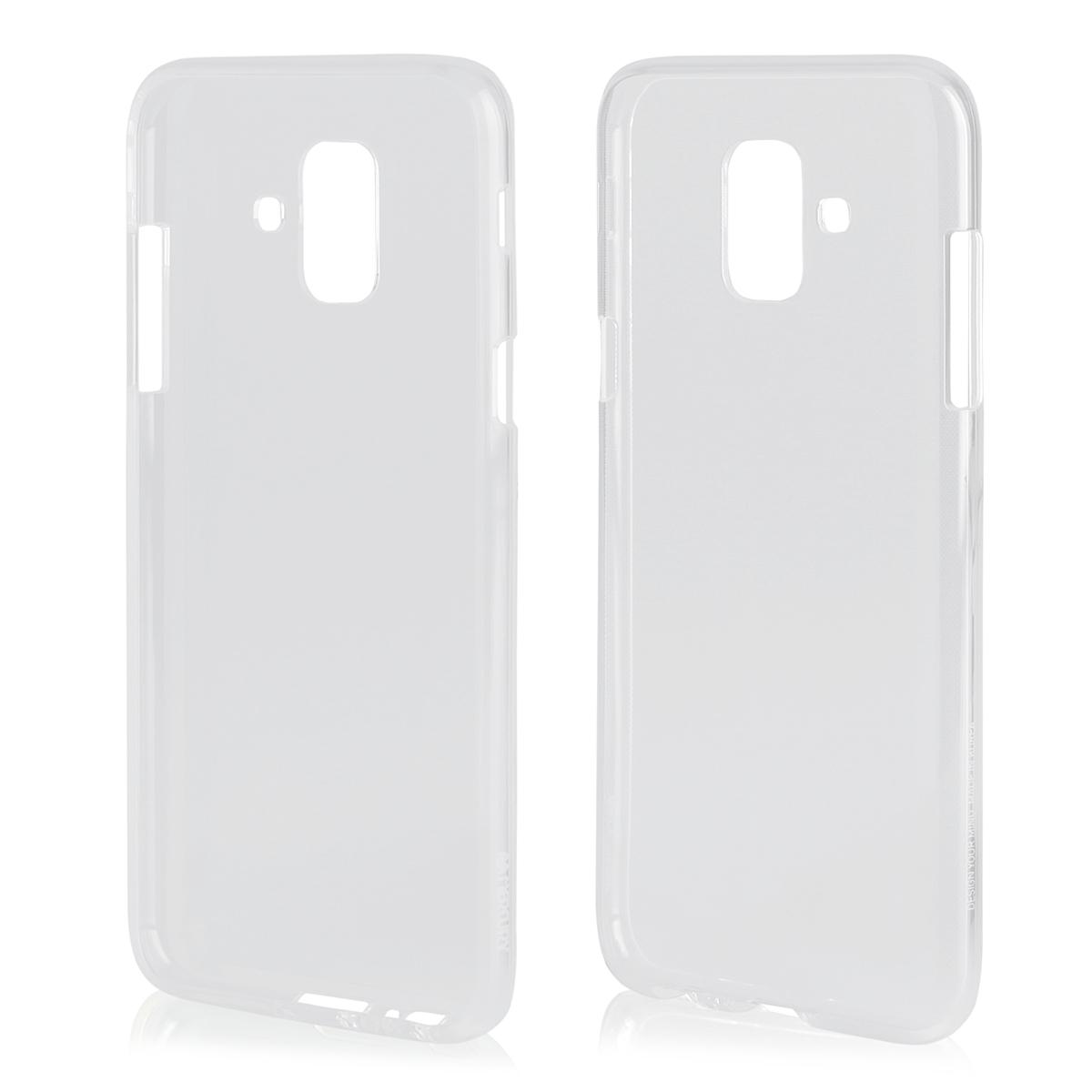 MERCURY JELLY TPU obal Samsung Galaxy A6 (A600) priehľadný