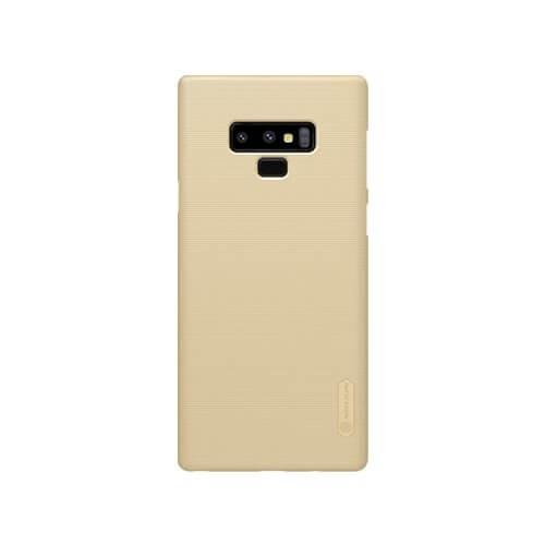 NILLKIN FROSTED obal + ochranná fólie Samsung Galaxy Note 9 zlatý
