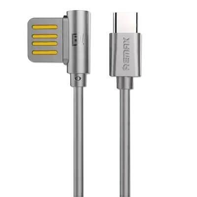 REMAX RAYEN RC-075i Dátový kábel USB Type-C šedý