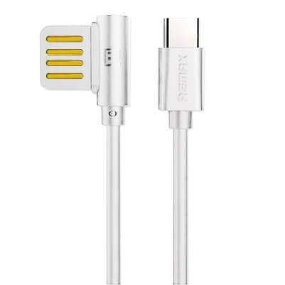 REMAX RAYEN RC-075i Dátový kábel USB Type-C biely