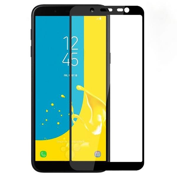 FORCELL 3D Tvrzené sklo Samsung Galaxy J6 (J600) černé