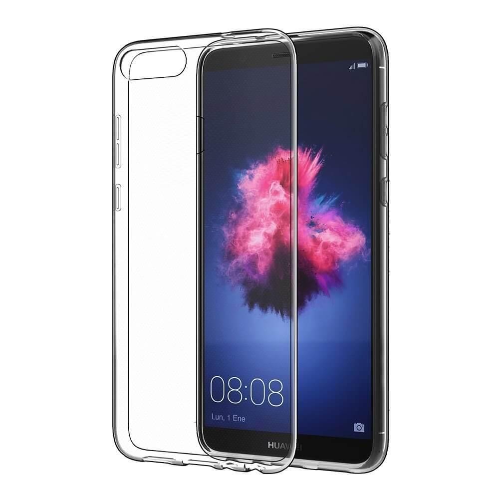 FORCELL Silikonový obal Huawei Y5 2018 průhledný