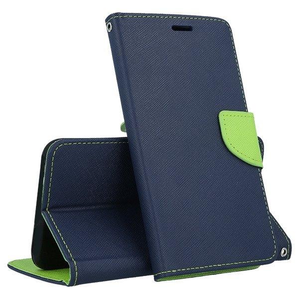 FORCELL FANCY Knížkové pouzdro Huawei Mate 20 Lite modré