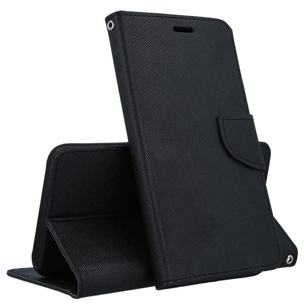FORCELL FANCY Peňaženkový kryt Sony Xperia XA2 Ultra černý