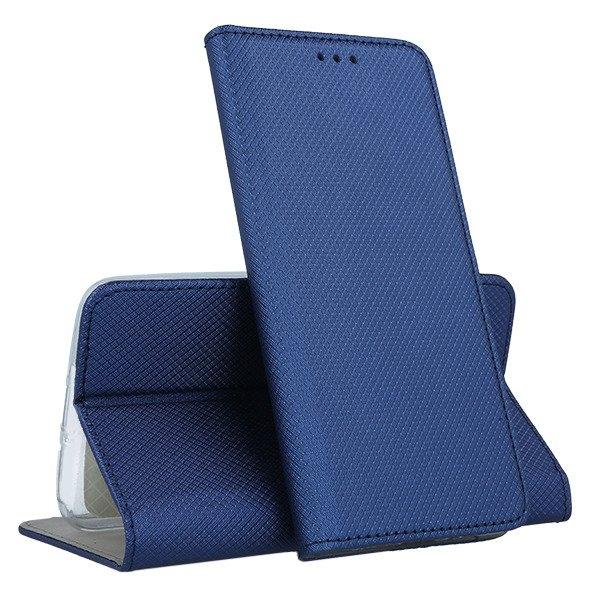 FORCELL MAGNET Peňaženkový kryt Huawei Y7 Prime 2018 modrý