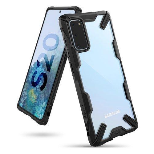RINGKE FUSION Obal Samsung Galaxy S20 černý