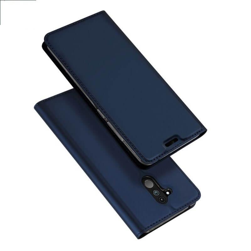 DUX Knížkové pouzdro Huawei Mate 20 Lite modré