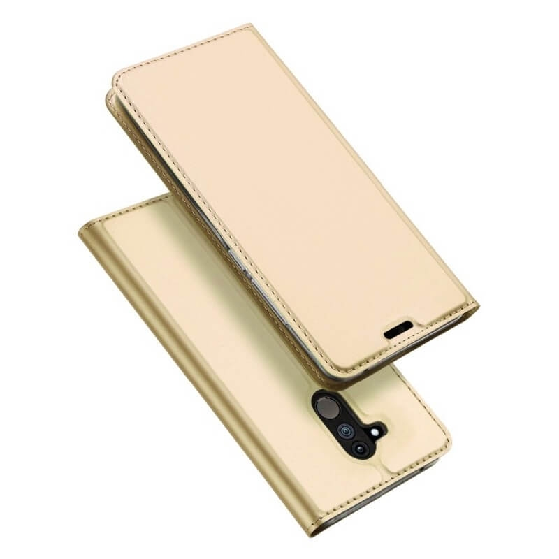 DUX Knížkové pouzdro Huawei Mate 20 Lite zlaté