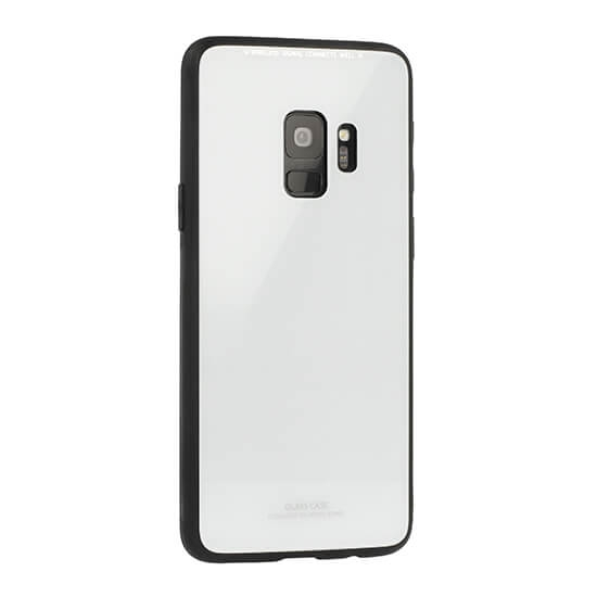 FORCELL Tempered GLASS kryt Samsung Galaxy A6 (A600) bílý