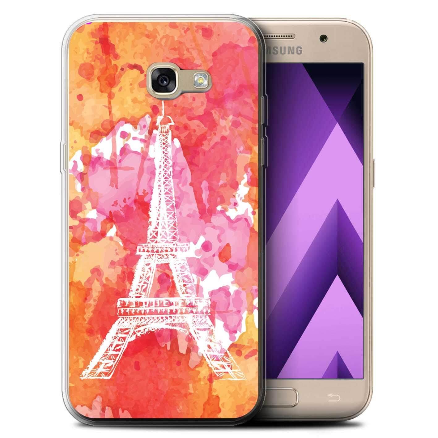 FORCELL MY ART kryt Samsung Galaxy A3 2017 (A320) PARIS (026)