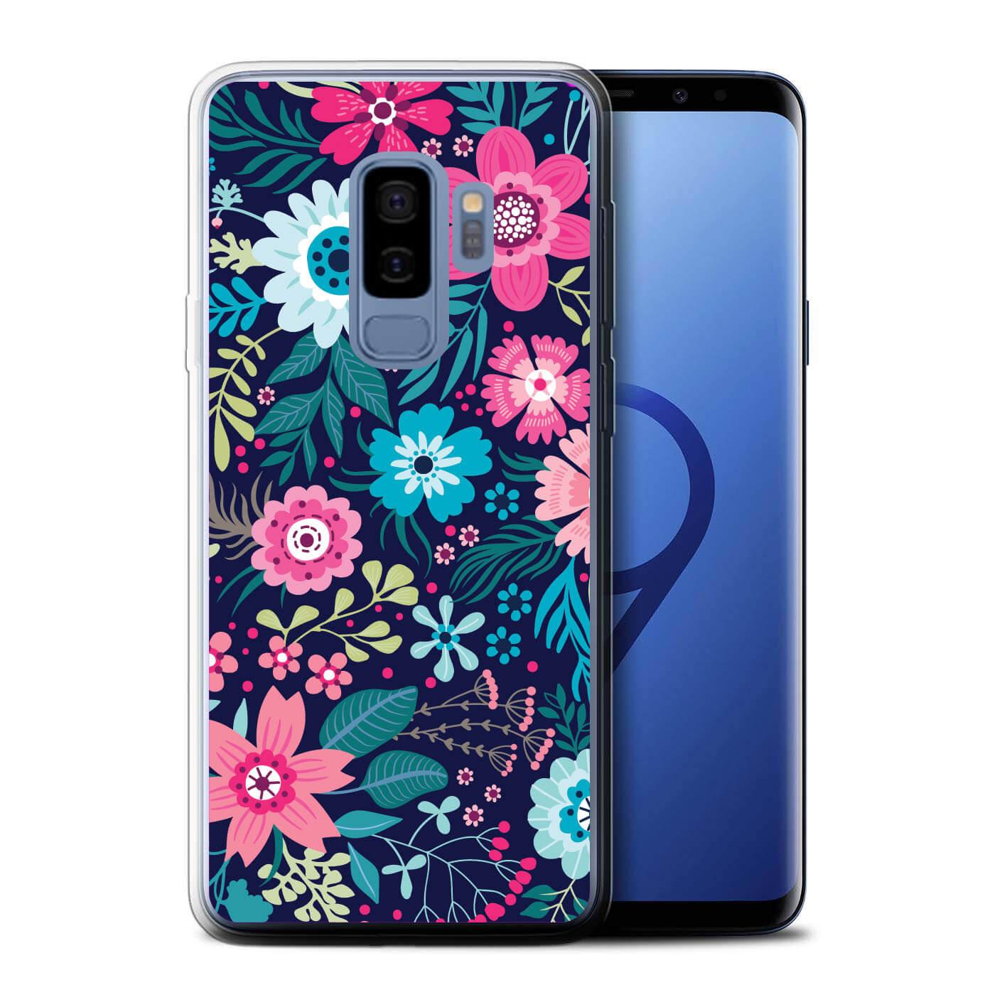 FORCELL MY ART kryt Samsung Galaxy S9 Plus FLORA