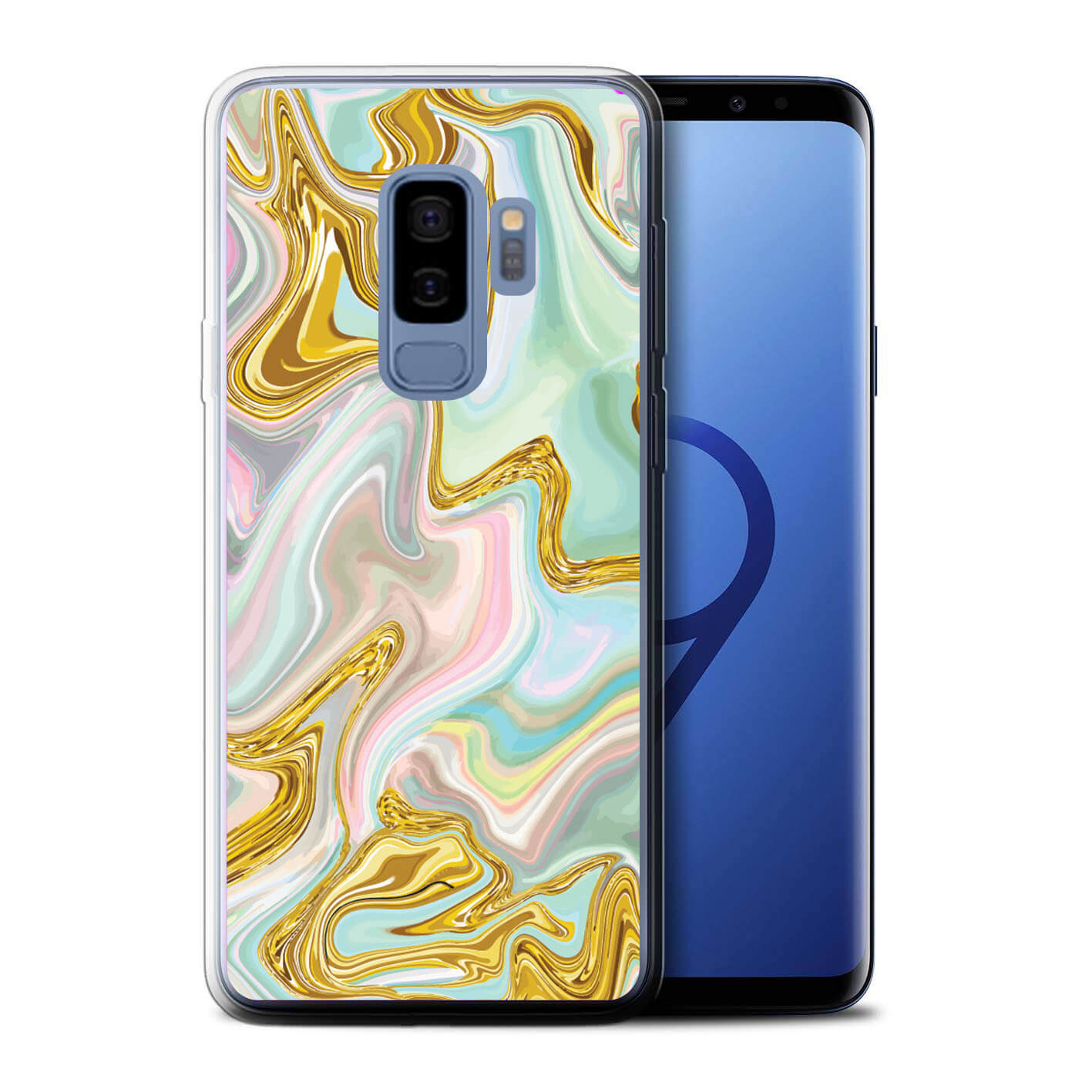 FORCELL MY ART kryt Samsung Galaxy S9 Plus NEON