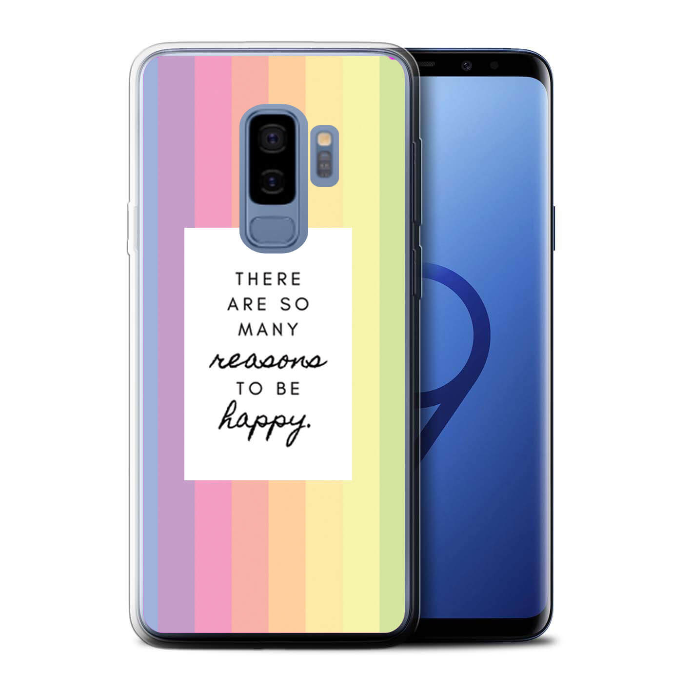 FORCELL MY ART kryt Samsung Galaxy S9 Plus REASONS