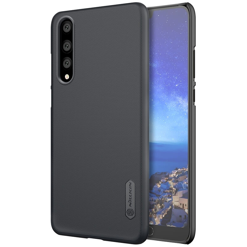 NILLKIN FROSTED Ochranný obal Huawei P20 Pro černý