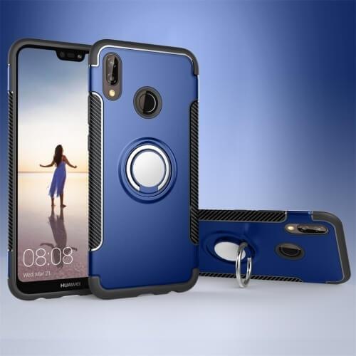 FORCELL HOLD Ochranný kryt Huawei P20 Lite modrý