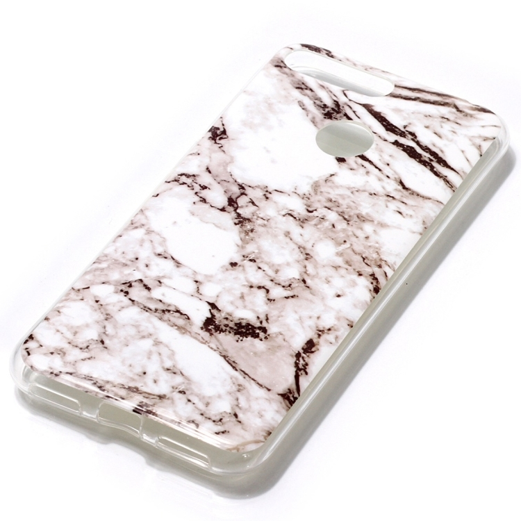 FORCELL ART TPU Kryt Huawei Y6 Prime 2018 MARBLE WHITE