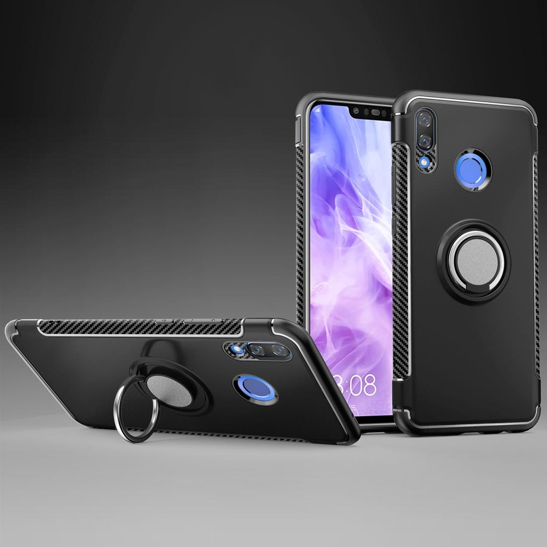 FORCELL HOLD Ochranný kryt Huawei Nova 3 černý