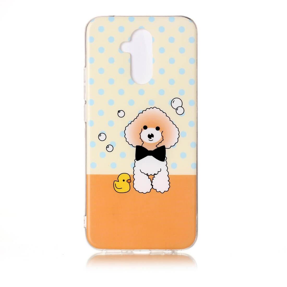FORCELL ART TPU ochranný obal Huawei Mate 20 Lite DOG