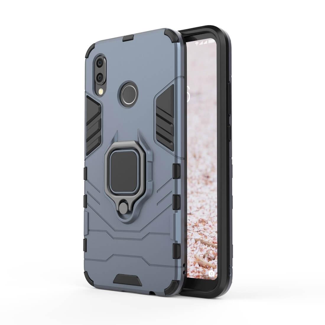 FORCELL STRONG Ochranný obal Huawei P20 Lite modrý