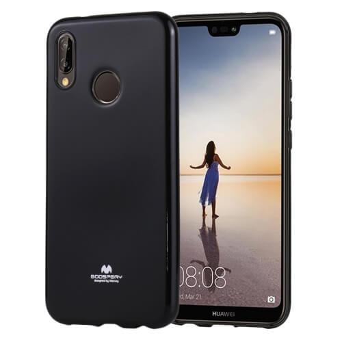 FORCELL MERCURY JELLY Huawei P20 Lite černý