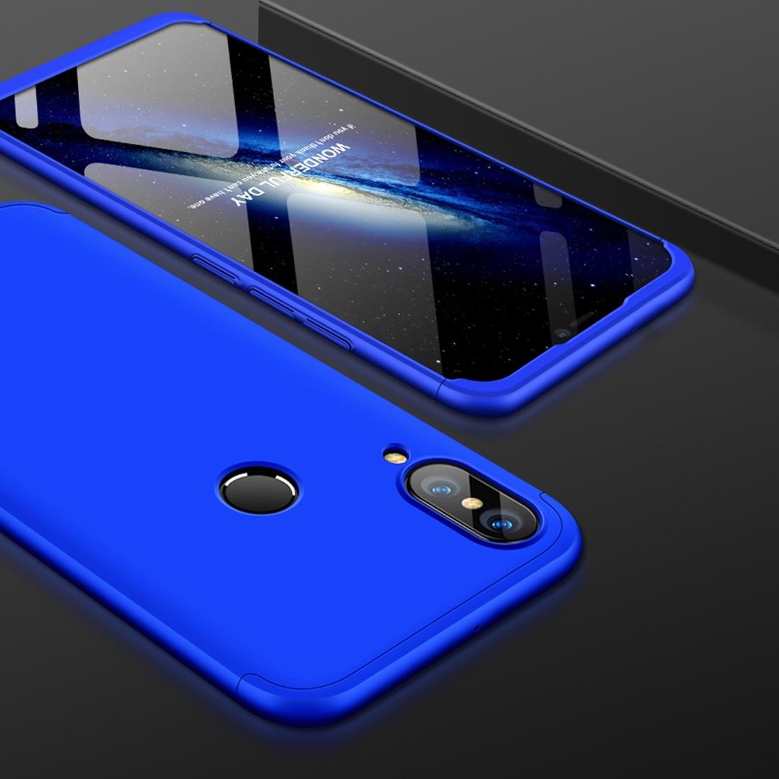 FORCELL 360 ° Ochranný obal Huawei Nova 3 modrý
